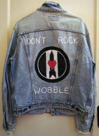 Don't Rock, Wobble 2