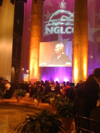 Navratilova at NGLCC