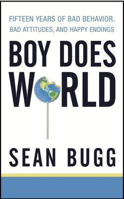 Boy Does World test cover