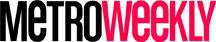 Metro Weekly Logo 3W